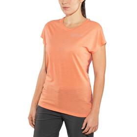 Norrøna Bitihorn Wool T-Shirt Women Melon